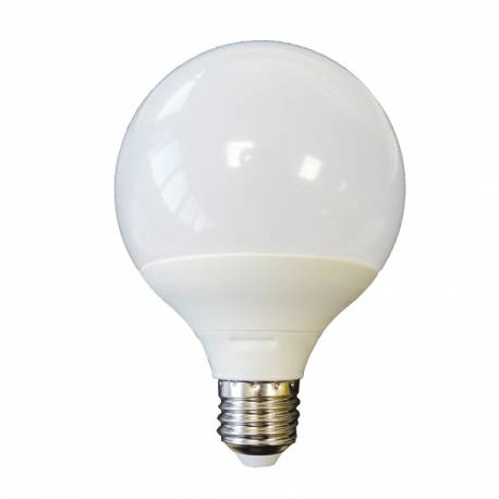 Bombilla globo LED 10W 95mm E27 3000K/6400K