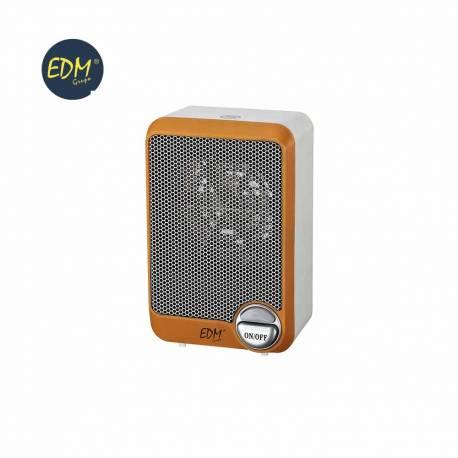 Mini calefactor 600w edm