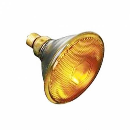 Lámpara reflectora par 38 E27, 80W, 230V Colores