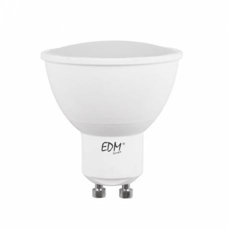 Lampara Bombilla LED Dicroica GU10 SMD 7W 120º