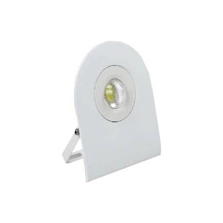 Proyector LED exterior 10W Elipse 600Lm Blanco