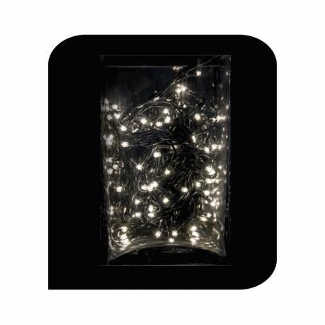 Mini-light 180 luces multif. 11m blanca edm (uso interior)
