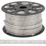 Bobina de Tira LED 220V AC SMD5050 60 LED/m Blanco Cálido/Frío (50 Metros)