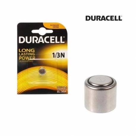 Pila duracell 1/3n  3v litio
