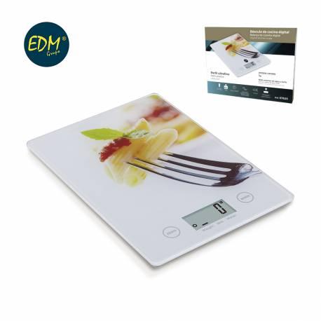 Basculas Cocina | Bascula Cocina Digital Modelo Pasta Max 5kg Edm Basculas Cocina