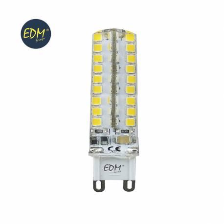Lampara Bombilla de Silicona G9 LED 4,5W EDM