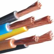Cable electrico libre de halogenos flexible 6mm - corte por metro