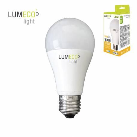 Lampara Standard LED E27 16,5W LUMECO