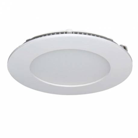 Downlight LED 6W redondo empotrar