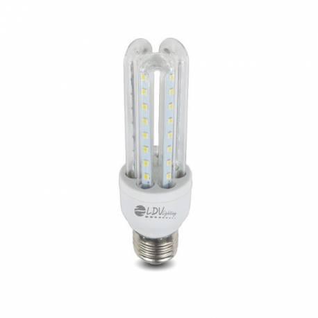 LAMPARA LED 3U 11W E27 900LM 360º