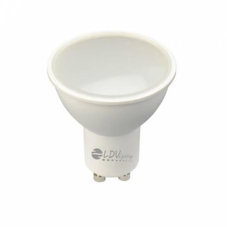 Bombilla LED dicroica GU10 6W 120º