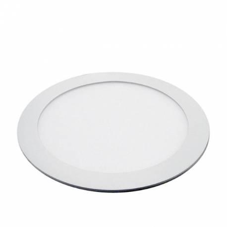Downlight LED Regulable 12W Redondo Empotrar Blanco