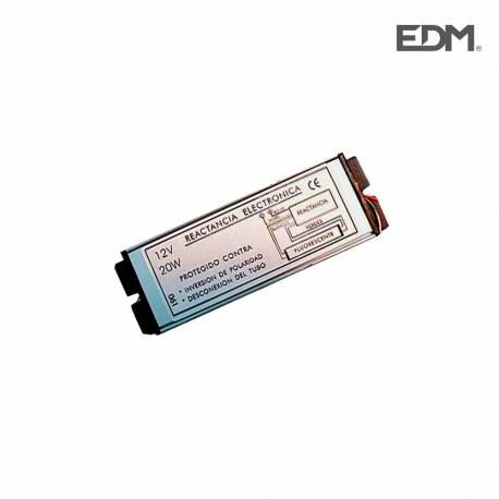 *ult.unidades* reactancia electronica 12v 20w edm