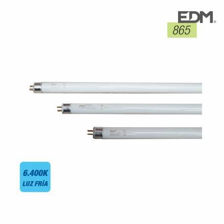 Tubo fluorescente 24w luz 6500k t-5 edm