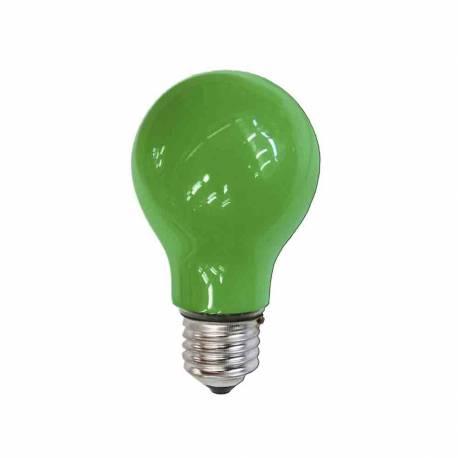 *ult.unidades*  bombillas standard e27 25w 220/240v verde