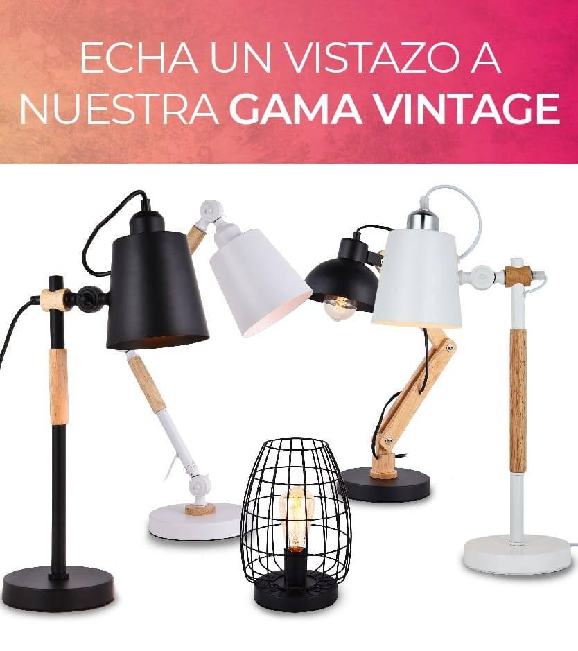 Lamparas Vintage