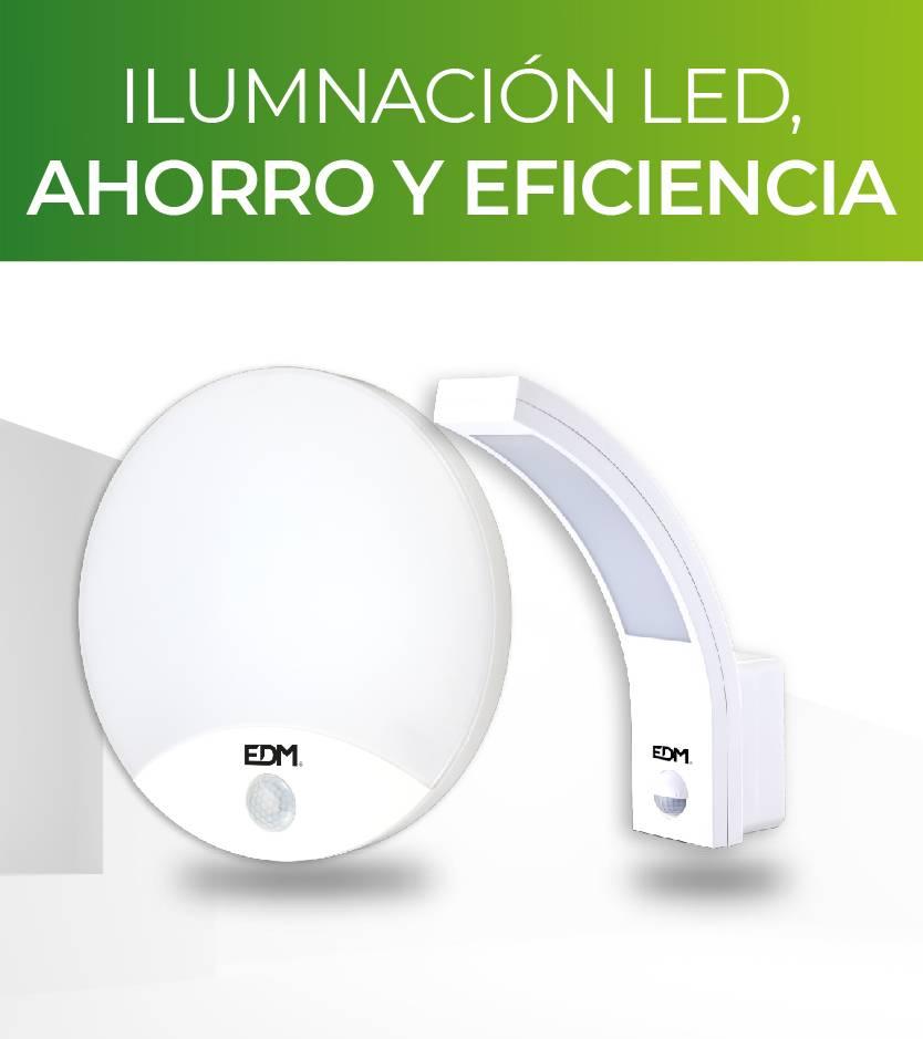 APLIQUE LED EXTERIOR CON SENSOR