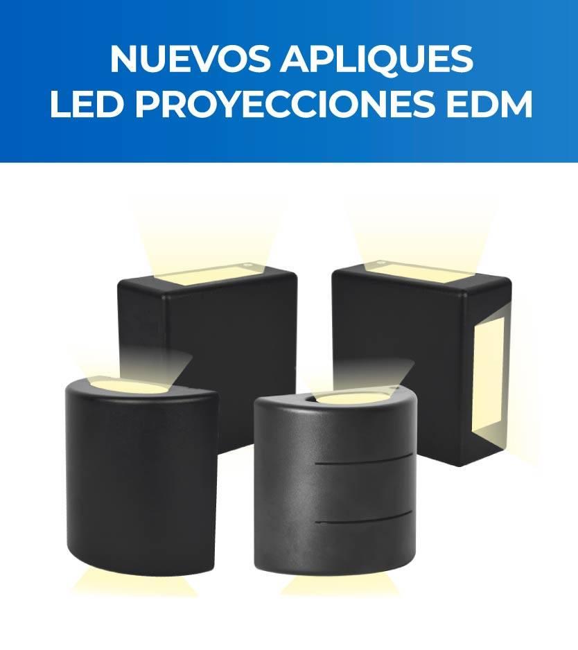 APLIQUES LED DE EXTERIOR